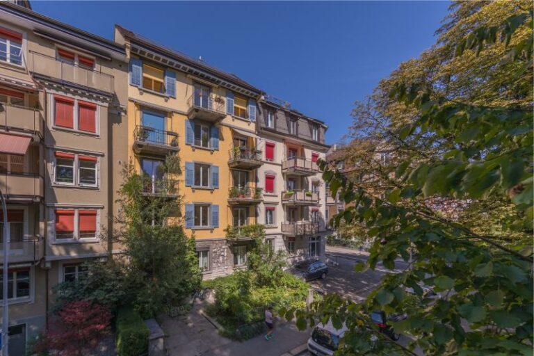 VerkaufMehrfamilienhaus8037 Zürich